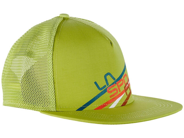 La Sportiva Stripe 2.0 Trucker Hat Unisex Sulphur/Citronelle